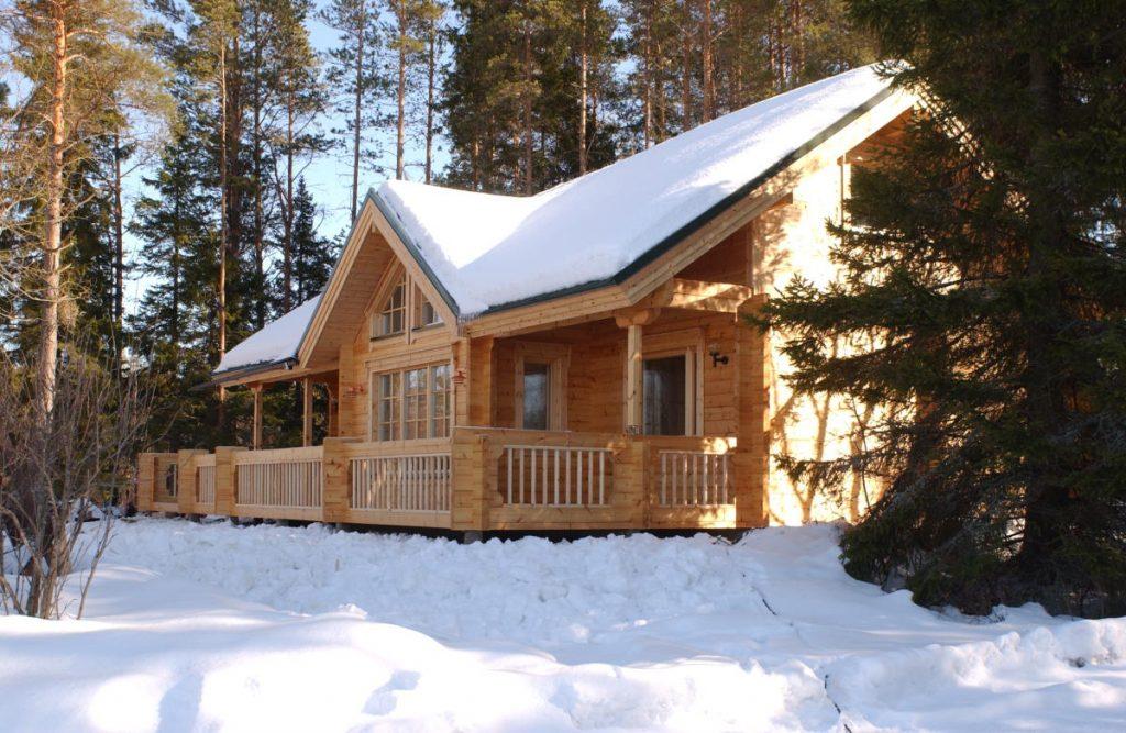 Self build holiday homes